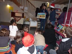 Noël 2013 à la biblio et CLSH 014