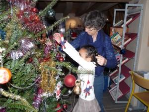 Noël 2013 à la biblio et CLSH 040