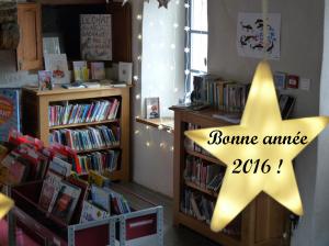 voeux 2016 biblio